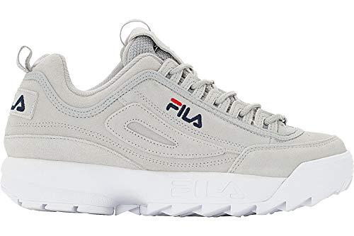 Schuhe Fila Fila Disruptor Disruptor S Grau n4aWqHT5