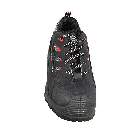 Plana Aimont Zapatos Llevan Seguridad Virtus Negro S3 De Que Src q88Sgf