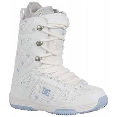 Amazon.com | DC Phase Snowboard Winter Boots White