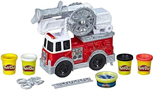 Play Doh E6103 PD Fire Truck product image