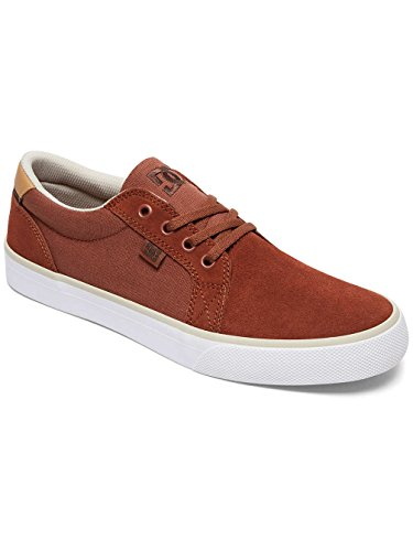 DC Shoes Council Sd, Men's Low-Top Sneakers Tobacco