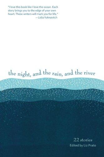 night rain river - 1