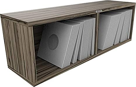 Zomo VS-Box 7/200 - Módulo para discos de vinilo (madera de ...
