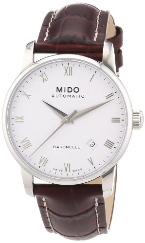 mido-mens-mido-m86004268-baroncelli-analog-display-swiss-automatic-brown-watch