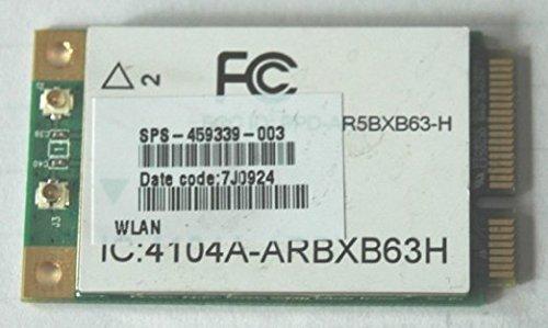 (Compaq Presario C700 Wireless Card-)