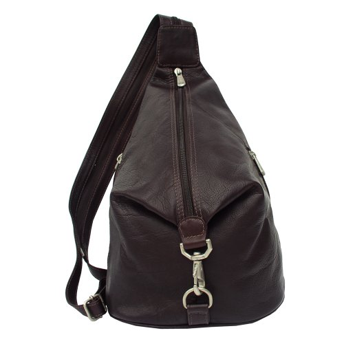 piel-leather-three-zip-hobo-sling-chocolate-one-size