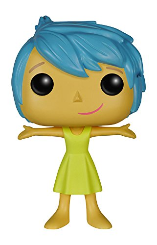 FunKo POP Disney/Pixar: Inside Out - Joy Toy Figure
