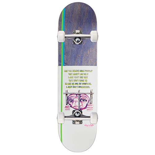 Chocolate Anderson Truth Seeker Skateboard Complete - 8.125