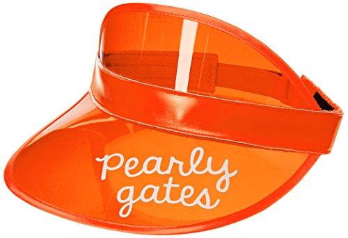 (パーリーゲイツ) PEARLY GATES [ レディース ] PG クリアバイザー (サイズ調整可能) 053-8187419