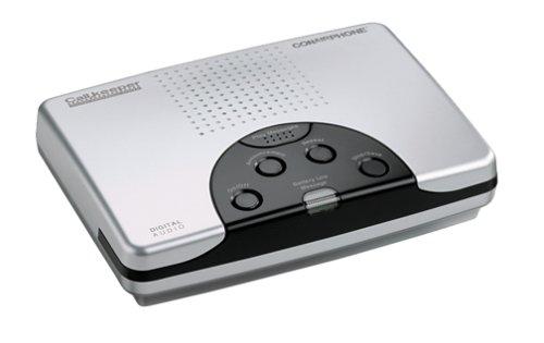 Conair TAD1212 Call Keeper Digital Answering System-Chrome