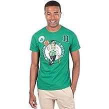 UNK NBA Kyrie Irving Boston Celtics Men's T-Shirt Short Sleeve Tee Shirt