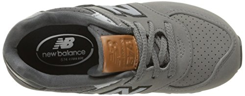 Balance fille basses Sneakers New Gris KL574 Z0wTdqA