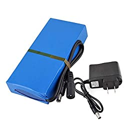 Eachbid 12V New DC Portable Battery 9800mAh