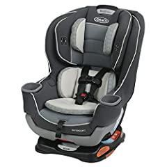 "The American Academy of Pediatrics recommends children ride rear-facing until at least 2 years of age. Extend2Fit convertible car seat features a 4-position extension panel that provides 5"" of extra legroom allowing your child to ride safely ..."