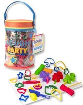 Set plastilina y herramientas Dough Party de Alex