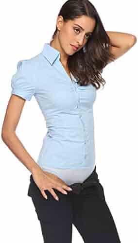 6f454d7e612b15 Shopping 3-4 - Blouses & Button-Down Shirts - Tops, Tees & Blouses ...
