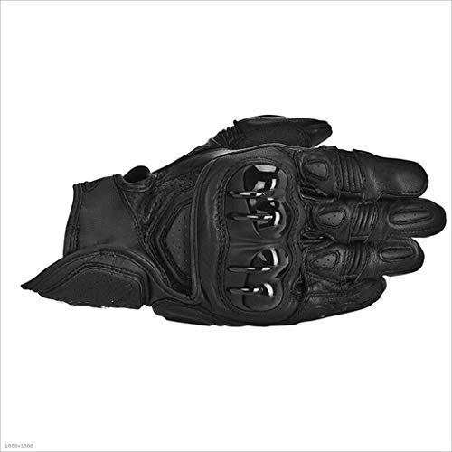 ZDYLL Racing Mountain Bike Bicycle Cycling Off-Road/Dirt Bike Gloves Road Racing Motorcycle Motocross Sports Gloves Touch Recognition Full Finger Glove (Color : C, Size : M)
