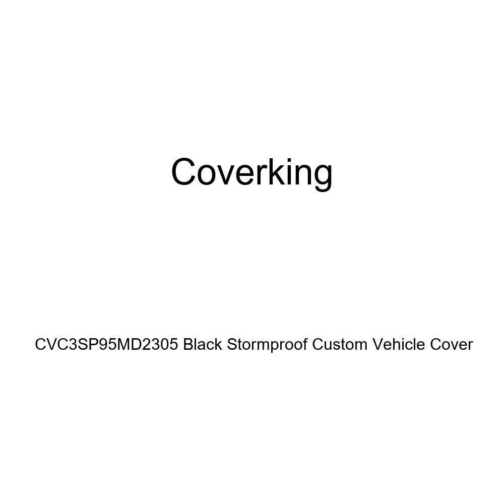 Coverking CVC3SP95MD2305 Black Stormproof Custom Vehicle Cover