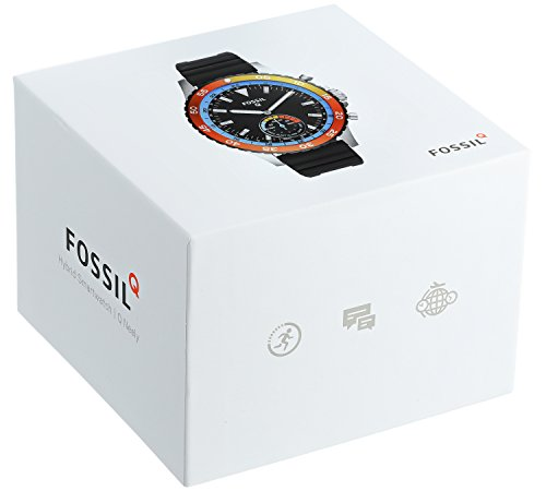 how to add background image fossil q smartwatch