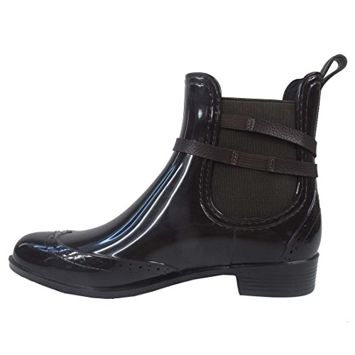Chaussures - Bottes Cheville Canard En Caoutchouc QSHb3U