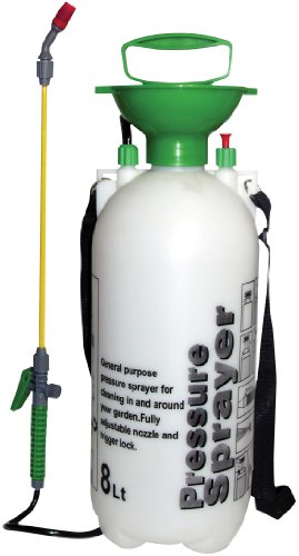 Flostream Ltd Am-Tech 8L Pressure Sprayer