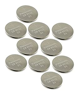 [ 4 pcs ] -- Panasonic Cr2032 3v Lithium Coin Cell Battery Dl2032 Ecr2032
