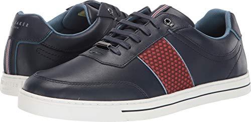 (Ted Baker Men's Seylen Sneaker, Dk Blue, 10 Regular US)