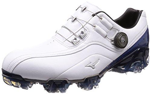 [ミズノ ゴルフ] ゴルフシューズ スパイク ジェネム008 ボア EEE メンズ (現行モデル) 51GM180022240
