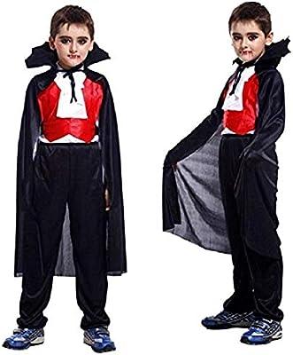 Disfraz de vampiro - drácula - disfraces para niños - halloween ...