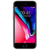 """Apple iPhone 8 Cinza Espacial 64GB com 4,7"""", iOS 11, Processador A11, 4G, Câmera de 12 MP Desbloqueado"""