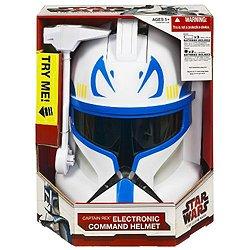 Star Wars Clone Wars Capitán Rex Casco