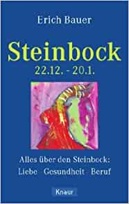 Steinbock.: Erich Bauer: 9783426775516: Amazon.com: Books