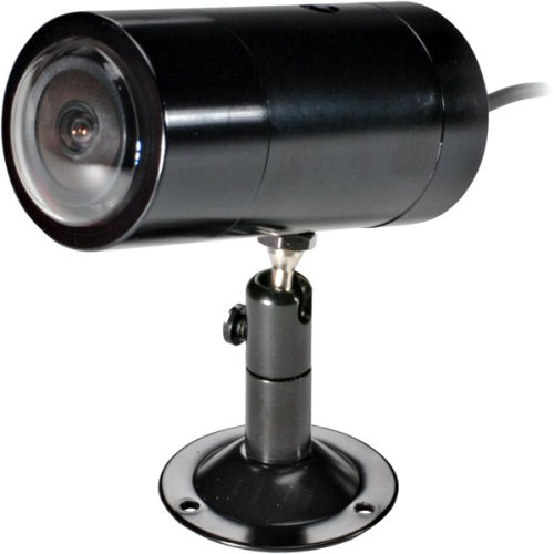 SPECO CVC-638/170 Ultra Wide-angle Waterproof Color Bullet (380 Tvl Security Camera)