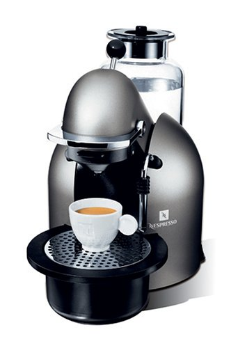 Amazon.com: Nespresso C190S Concept Espresso Machine, Black and Silver: Single Serve Brewing Machines: Kitchen & Dining