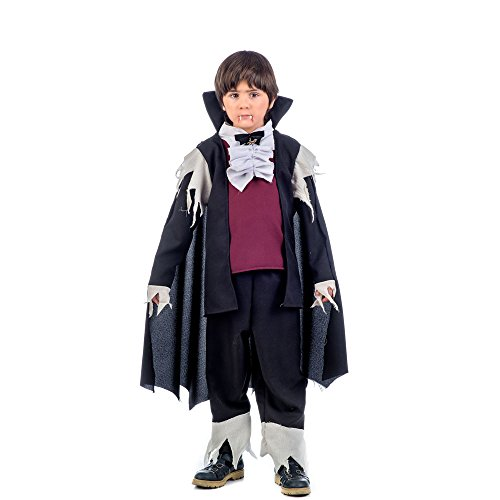 Limit MI043 T6 Vampire Boy Halloween Children's Costume ()