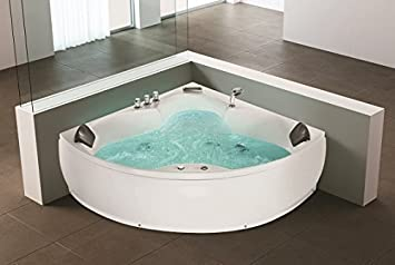 Vasca Da Bagno Ad Angolo Misure : Jacuzzi alimia misure ~ le migliori idee per la tua design per la casa