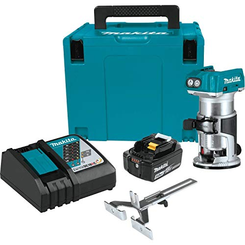Makita XTR01T8J 18V LXT Lithium-Ion Brushless Cordless Compa