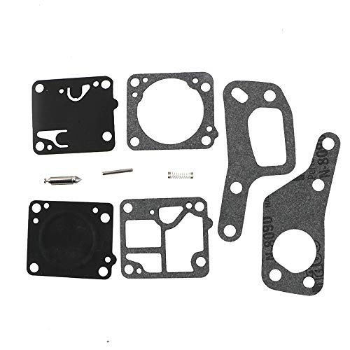 For Zama Carburetor Rebuild Kit M1M7 RB19 McCulloch Chain Saw Mini Mac 110 120 130 140 Carb NEW Replacement Parts