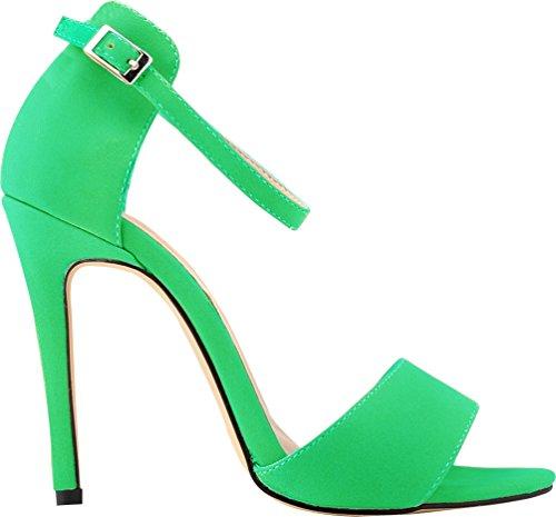 CFP - Zapatos con tacón mujer Verde