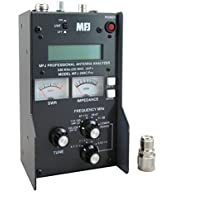 MFJ Enterprises Original MFJ-269CPRO .53-230 / 430 ~ 520 MHz Antenna / SWR / RF Analyzer w/ LCD, Counter & Meters.