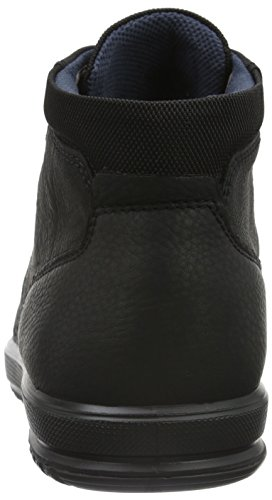 Sneaker Boot ECCO Black Ennio Men's Fashion EBEwICq