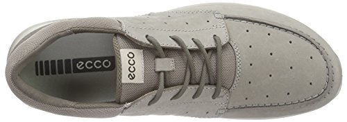 Rock Grey Calgary Mocassini Uomo ECCO moon Grigio 55583 Warm wC4XB7qxn7