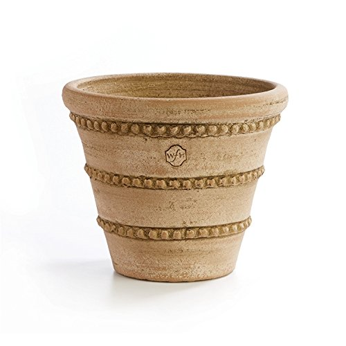 Napa Home & Garden WH Oldham Pot #4 Aged Terracotta