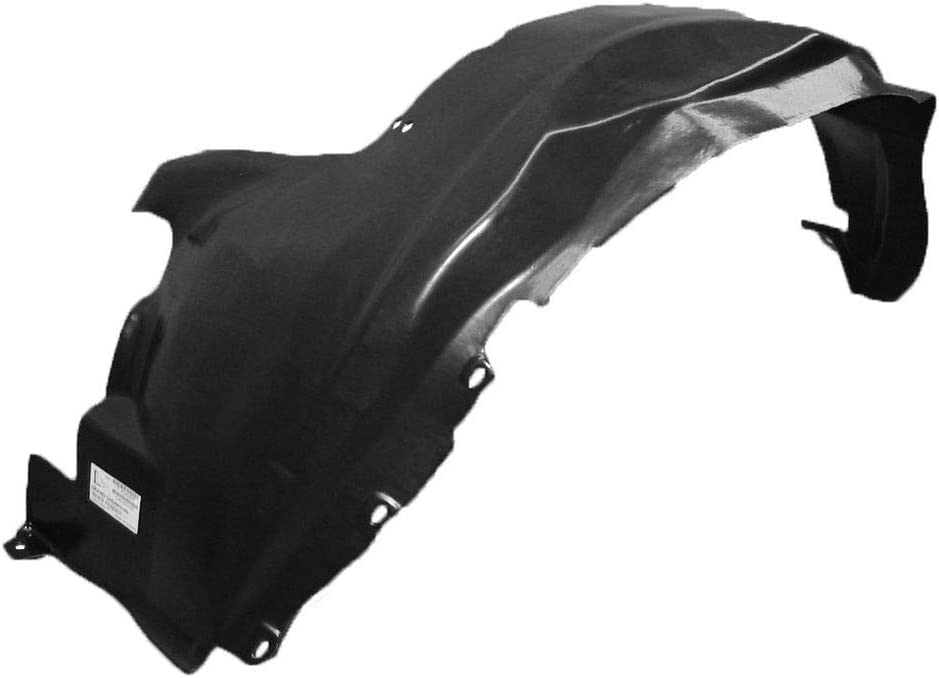 KA LEGEND Front Driver Left Side Fender Liner Inner Panel Splash Guard Shield for Camry 1997-2001 5387606020 TO1248102