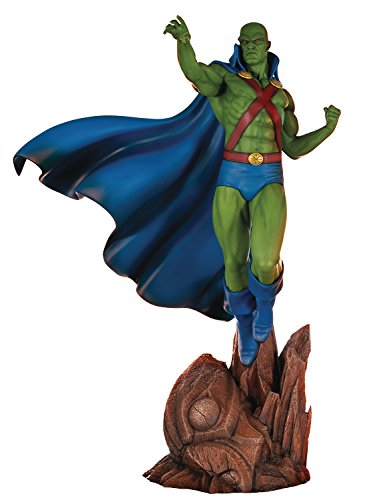 Tweeter Head DC Super Powers Collection: Martian Manhunter 18