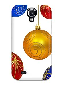 Hot New Christmas Ornaments Personalized Case Cover For Galaxy S4 With Perfect Design