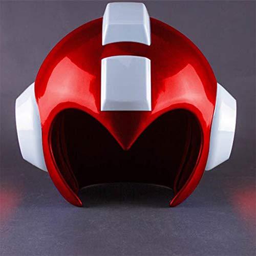 Capcom SDCC 2016 Exclusive Mega Man Wearable Helmet Replica (Rush Red Version)]()