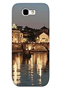 Graceyou D90e8c95319 Case Cover Galaxy Note 2 Protective Case St. Peters Basilica ( Best Gift For Friends)