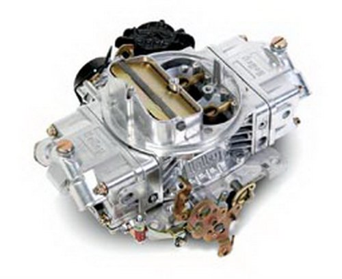 Holley 0-83670 Street Avenger Aluminum 670 CFM Electric Choke 4-Barrel Carburetor - Holley Universal Carburetor