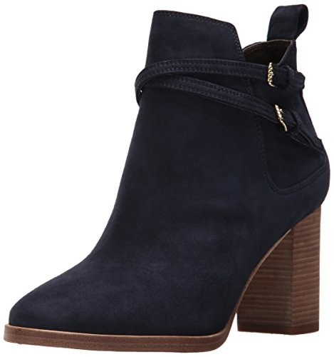 sast online genuine sale online Cole Haan Women's linnie Bootie Ankle Boot Marine Blue outlet locations cheap price ZX2l3F
